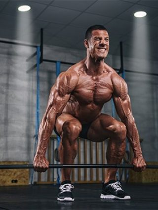 How To Do The Perfect Deadlift | No1 Fitness