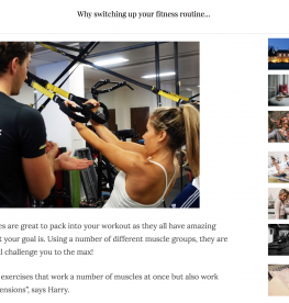 Switching Up Your Routine Is The Secret To Results | No1 Fitness