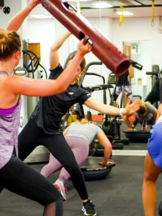 Why group training is good for results?
