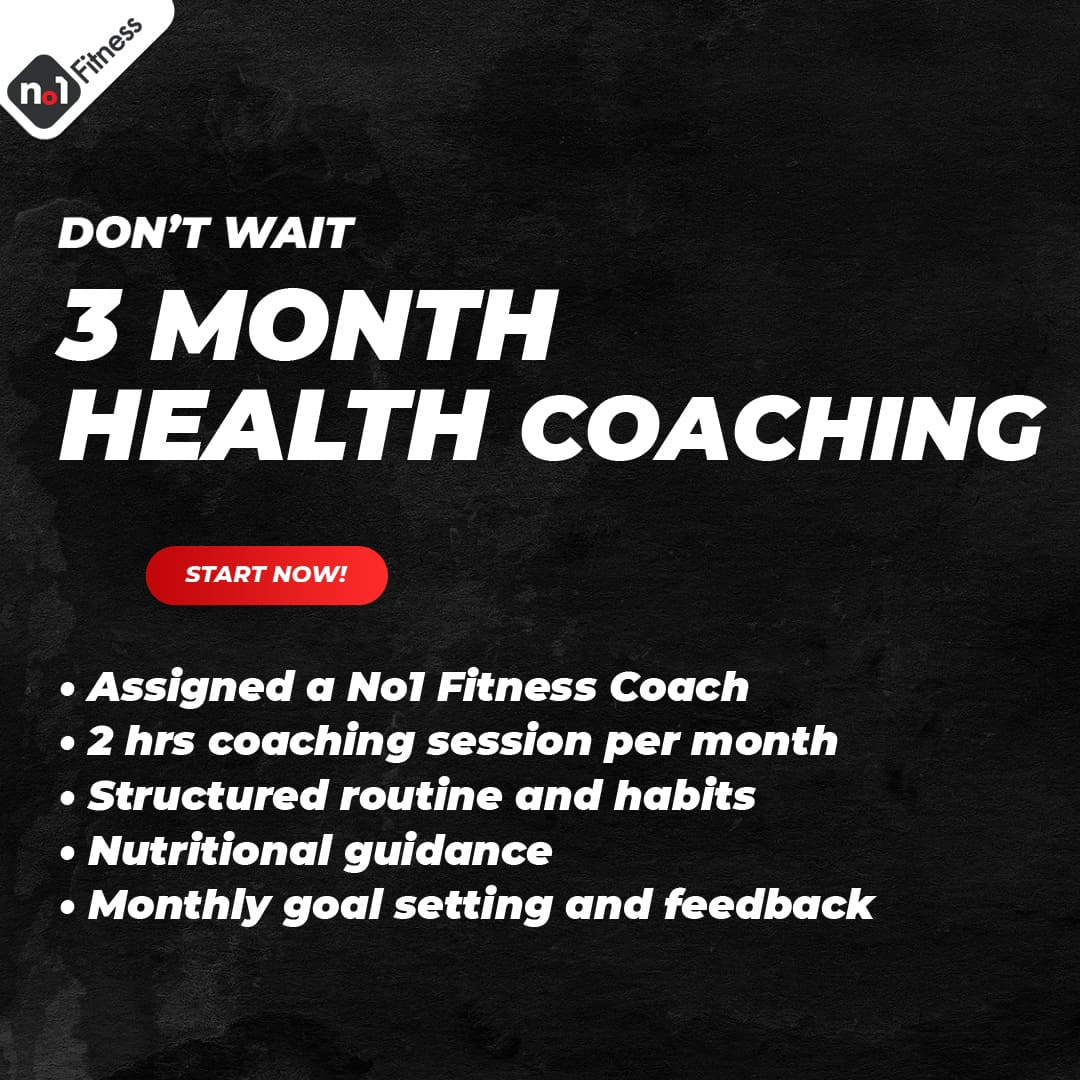 3 Month Health Coaching
